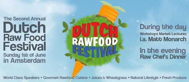 Dutch Rawfood Festival