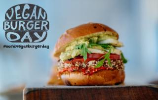 World Vegan Burger Day