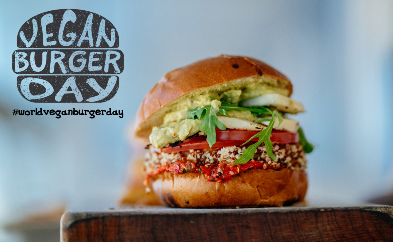 World Vegan Burger Day