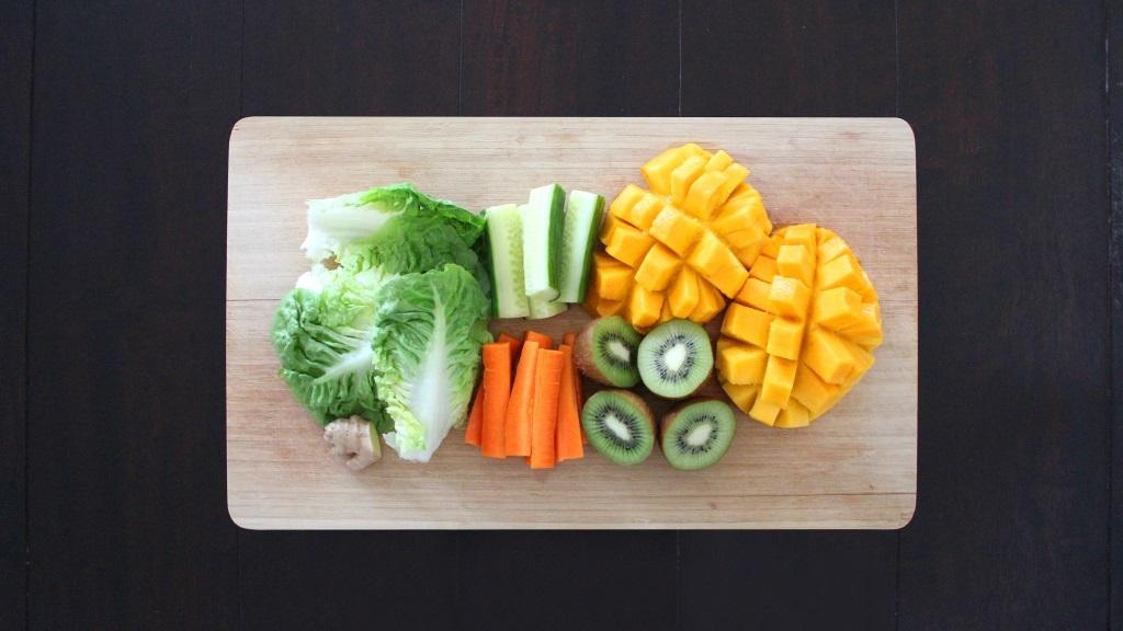 Vegan fitness en plantaardig eten