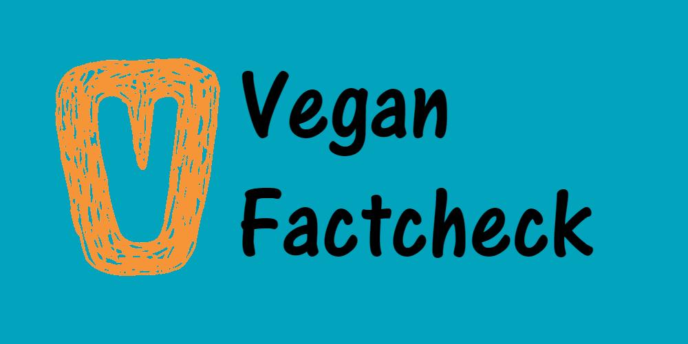 8 onwaarheden over veganisme in Nu.nl artikel