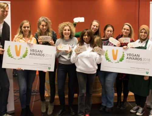 Stem nu voor de Vegan Awards 2019