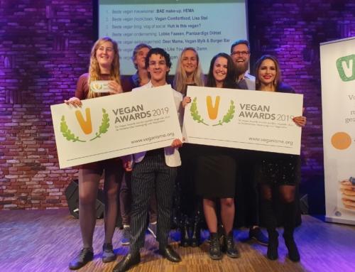 Uitreiking Vegan Awards