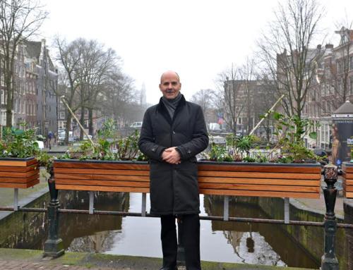 """Esteban Rivas: """"Vissen zijn individuen met gevoelens en gedachten"""""""