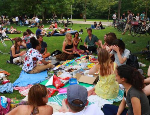Amsterdam nu ook een eigen vegan studentenvereniging