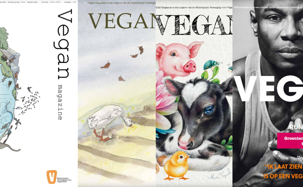Vegan Magazine Jaargangen