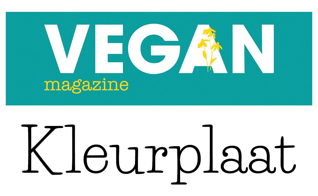 VEGAN Magazine kleurplaat 1100x619