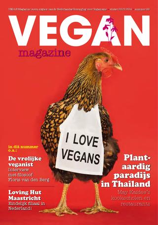 VEGAN Magazine nr 99 winter 2013