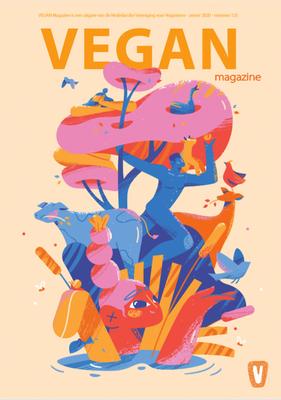 Vegan Magazine nr 125 Zomer 2020
