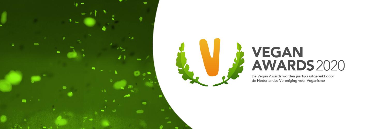 Vegan Awards 2020 Logo