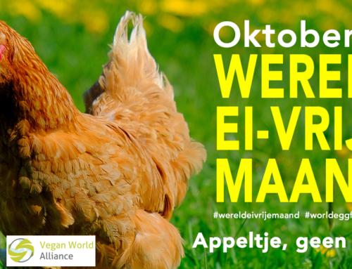 Wereld Ei-vrije dag – Waarom veganisten geen eieren eten