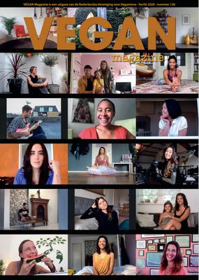 Vegan Magazine nummer 126 - Herfst 2020