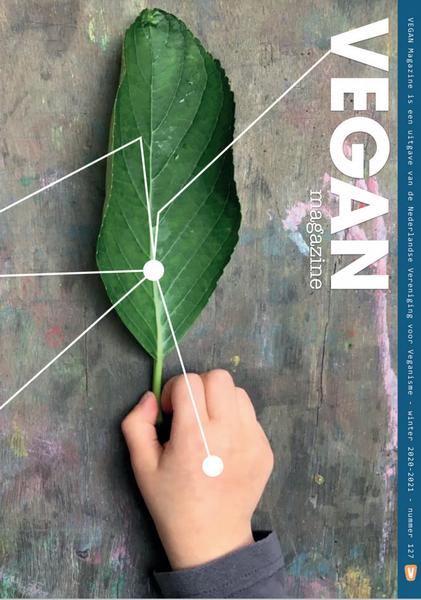 VEGAN Magazine nr 127 winter 2020-2021