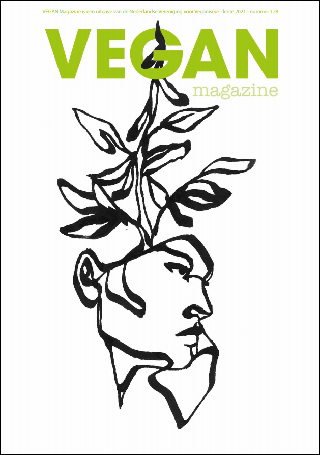 VEGAN Magazine nr 128 lente 2021
