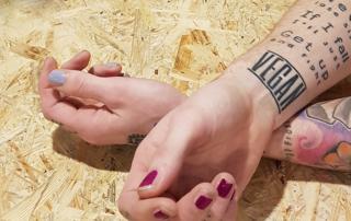 Vegan tatoeages