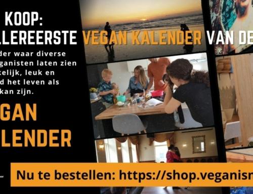 Voorverkoop Vegan Kalender van start